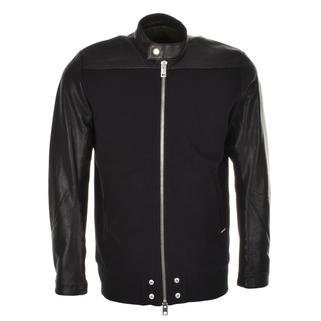 How To Style Men S Leather Jackets Mainline Menswear Blog
