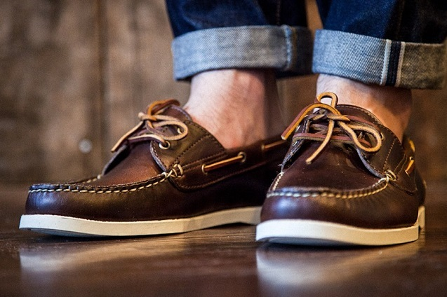 History of the boat shoe, and how to wear
