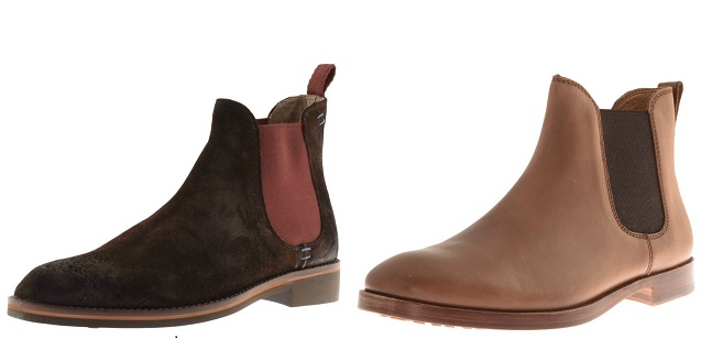 Chelsea Boot Collage