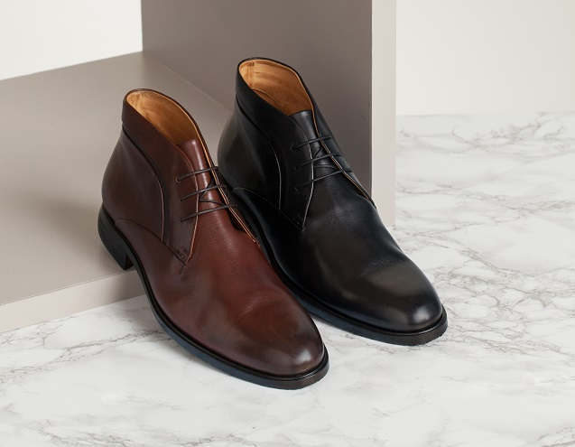 The Story Behind – Chukka Boots