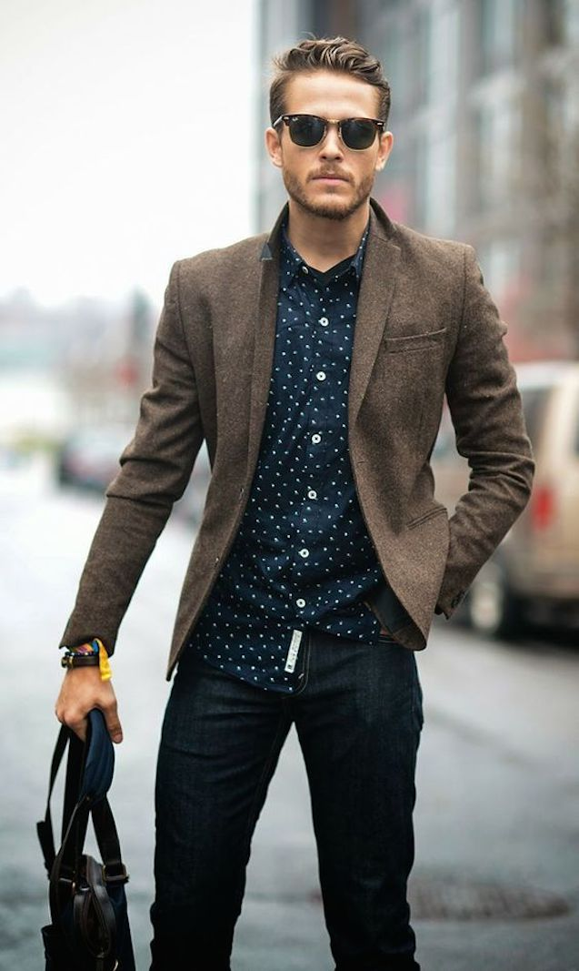 How To Pull Off Smart Casual Mainline Menswear Blog
