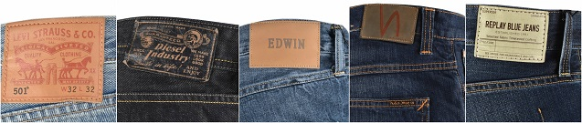 Denim Terminology