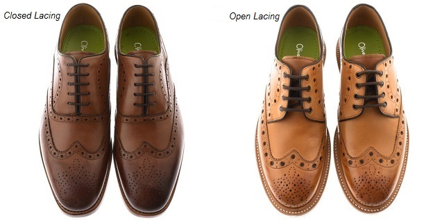 Oxford SHoe Collage