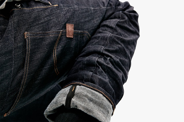 RAW DENIM 1
