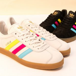 Just Landed – Adidas Originals Gazelle Colour Stripe