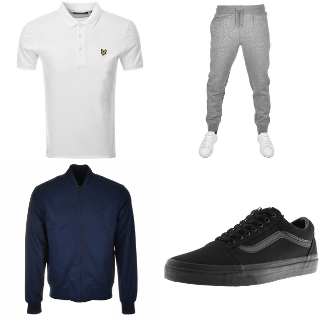 What to Wear With a Polo Shirt