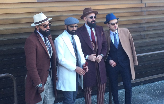 Mainline Menswear at Pitti Uomo