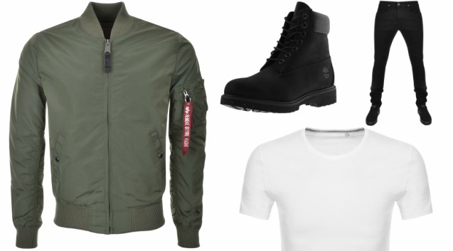 Military Green - Style Guide