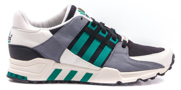 release date 2c87e 13ca0 The original colours of the Adidas EQT were green, white and black. They  had an asymmetrical construction designed to improve support, protection  and ...