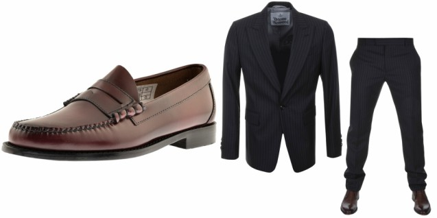 How to Wear Men's Loafers