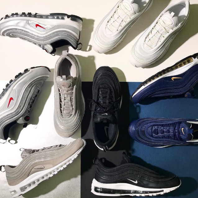 Nike brings back more OG colours of the Air Max 97