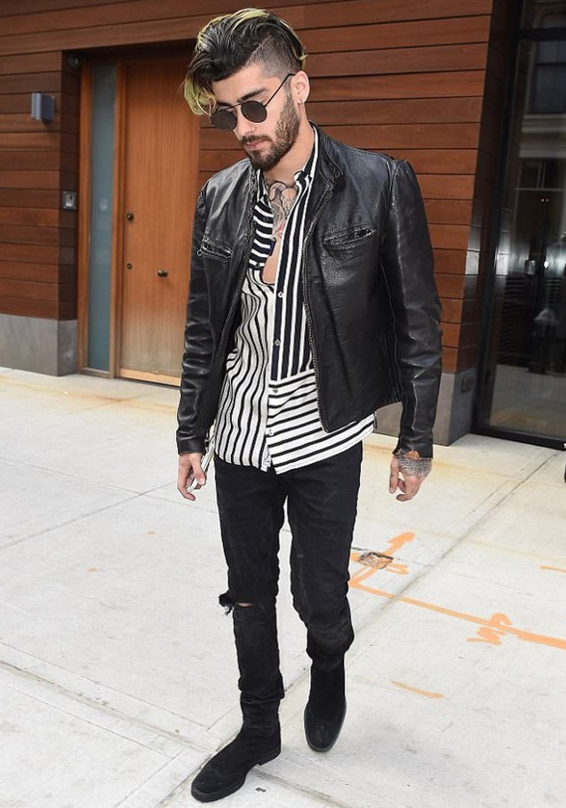 Mainline Menswear Blog Men 39 S Designer Clothing And Mens Fashion Zayn Malik Style Icon