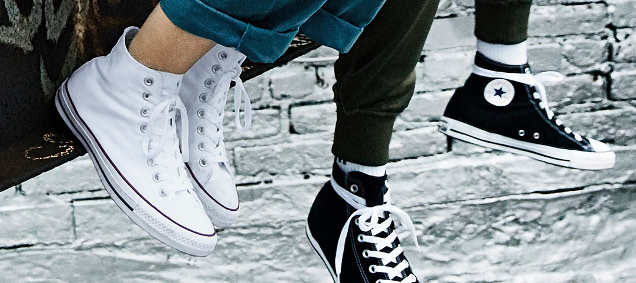 How to Wear Converse Classic Shoes Search for Converse