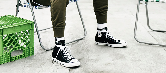 Ways to Wear - Converse