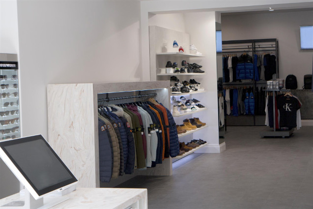 Take a Look Around Mainline Menswear's New Store