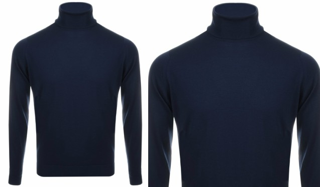 How to Style a Roll Neck Jumper
