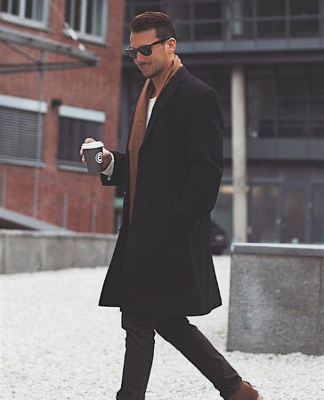 How your Overcoat Should Fit