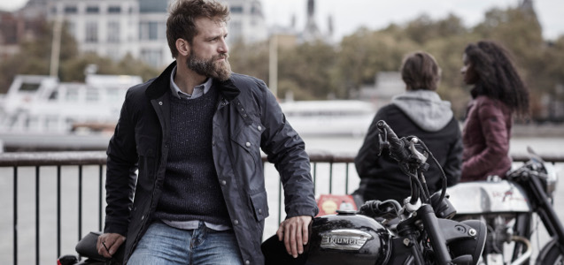 Behind the Barbour Brand – Interview with Ian Bergin