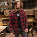 How to Wear Checks in Winter