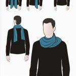 Men's Guide to Wearing a Scarf