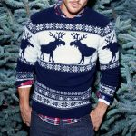 How to Pull Off a Christmas Jumper