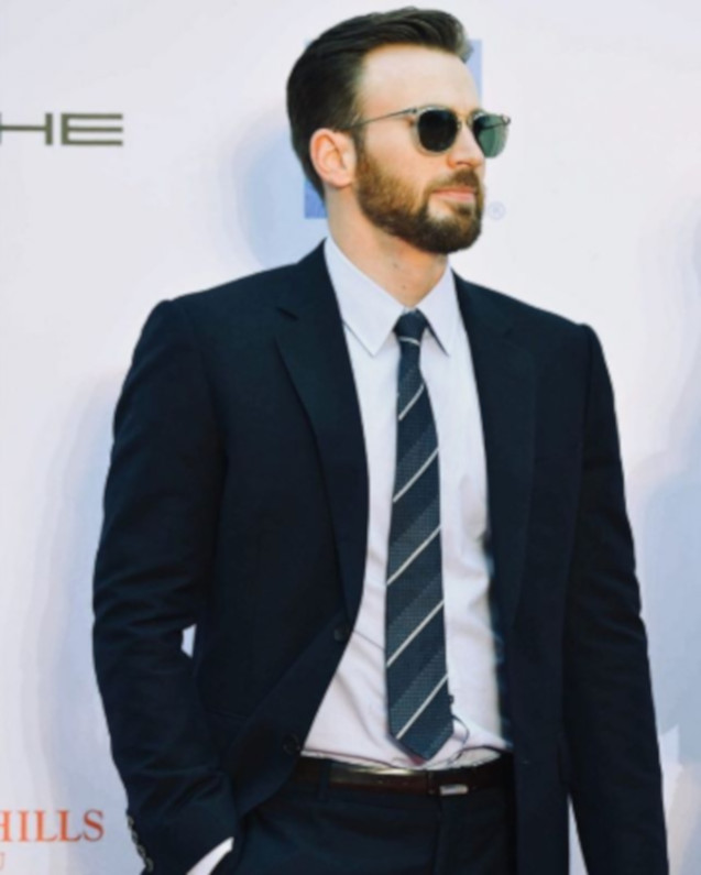 Chris Evans Designer Sunglasses