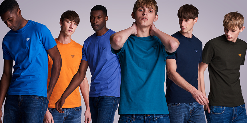 Barbour Beacon T shirts