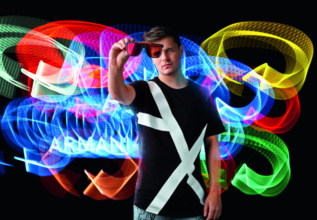d08b1859803 Armani Exchange is constantly evolving to capture the imagination and  creativity of urban youth