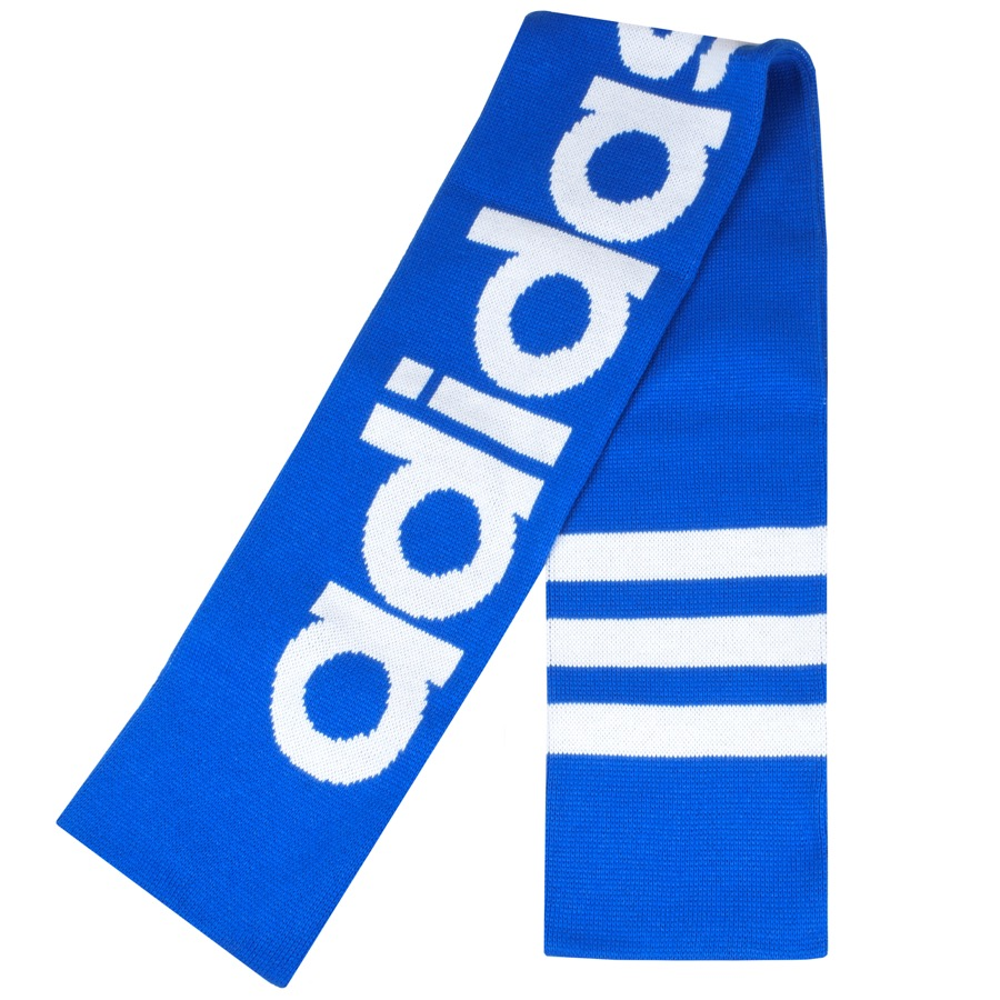 Adidas Scarf Bright Blue