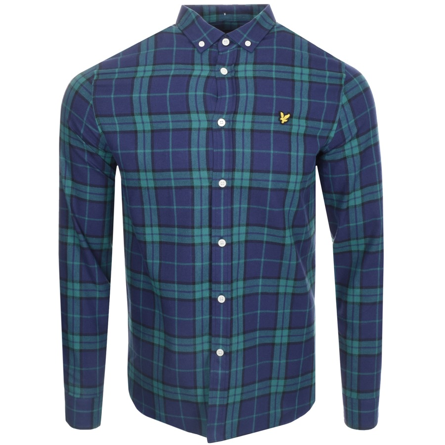 lyle and scott shirt