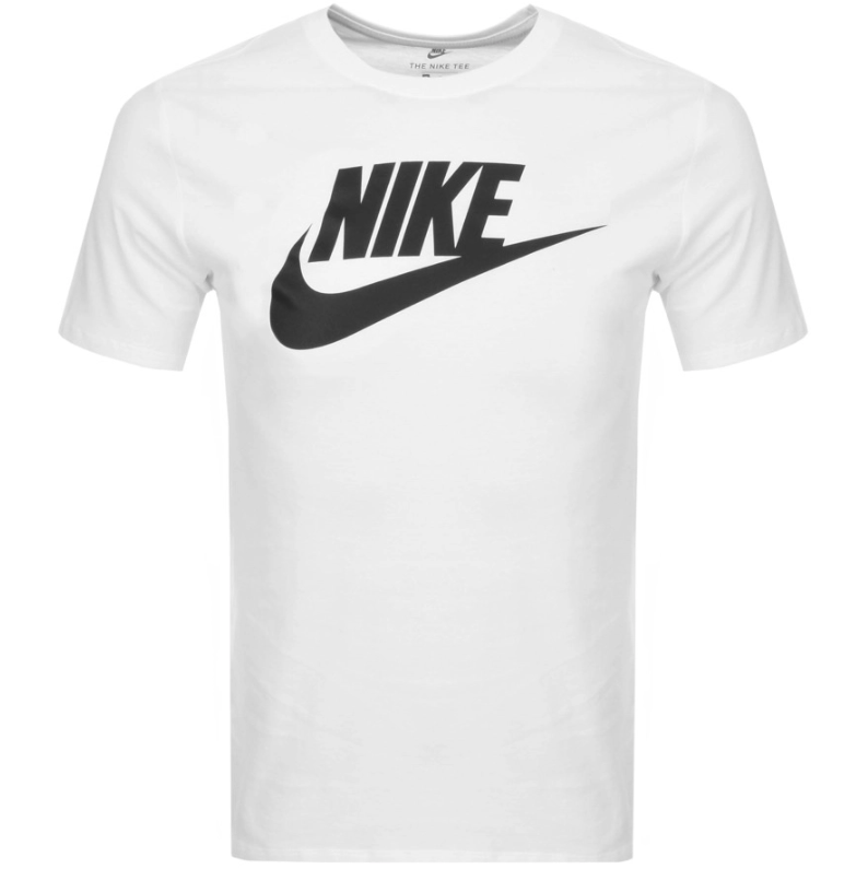 Nike T Shirt With Big Logo