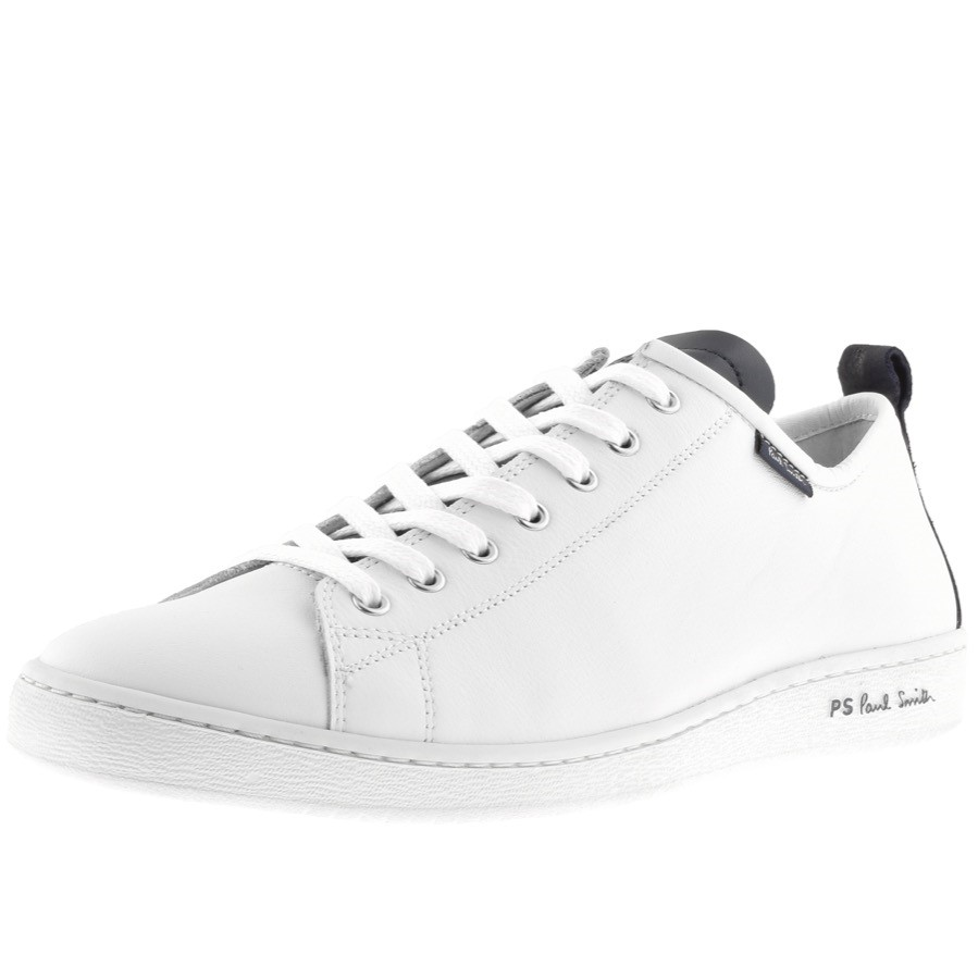 Paul Smith White Trainers