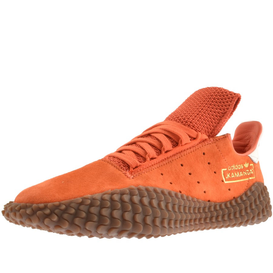 Adidas Kamanda 01 Trainers Orange