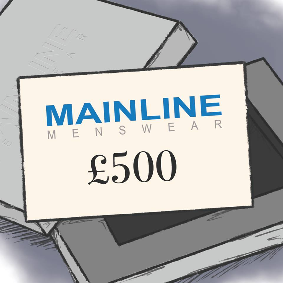 Mainline Menswear Gift Voucher