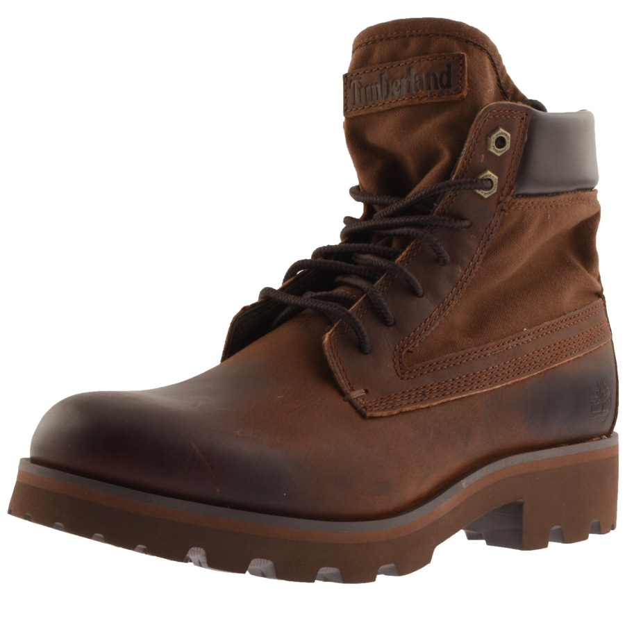 Timberland Raw Tribe 6 Inch Waterproof Boots Brown