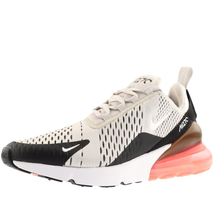Nike Air Max 270 trainers in beige
