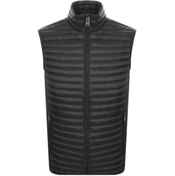 Armani quilted gilet