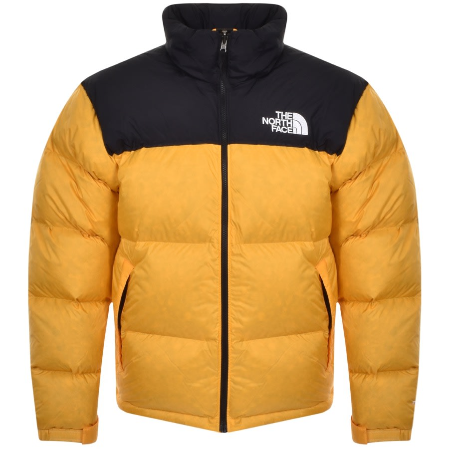 The North Face 1996 Nuptse Down Jacket in Yellow