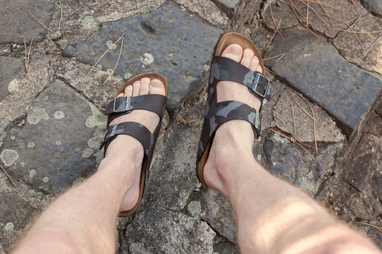 Arizona Birkenstocks