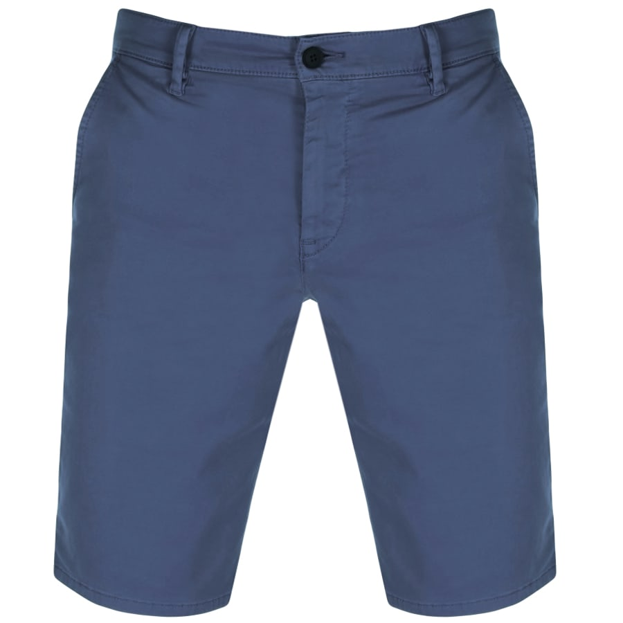 BOSS Casual shorts in blue