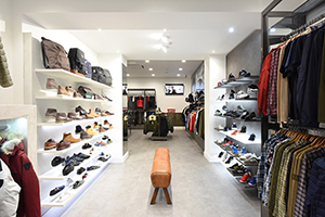 Internal image number 2 of Mainline Menswear shop in Scarborough
